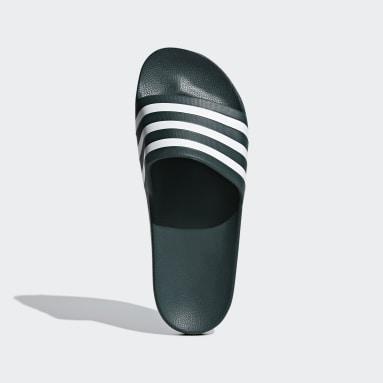 Swimming Grey Adilette Aqua Slides