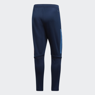 Football Blue Russia Training Tracksuit Bottoms