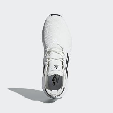 Tenis X_PLR Blanco Hombre Originals