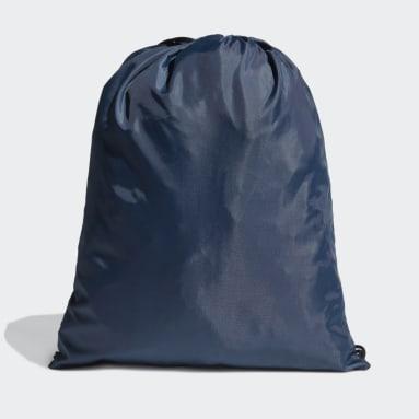 Mochila saco Essentials Logo Azul Voleibol