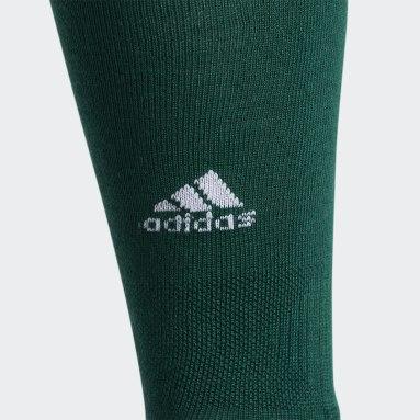 Baseball Green Utility OTC Socks