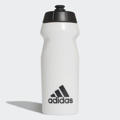 Botella Hidratante Performance 0,5 Litros Blanco Training