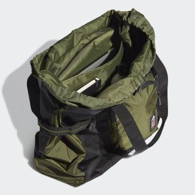 Volleyball Black Explorer Primegreen Tote Bag