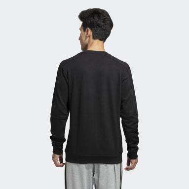 Men Sportswear Black Must Haves Crew Sweatshirt
