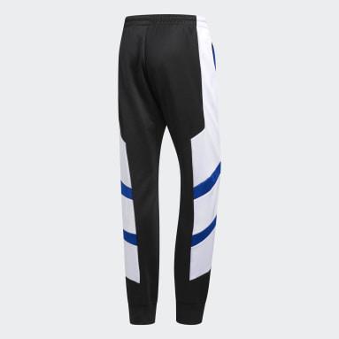 Pants EQT Block Negro Hombre Originals