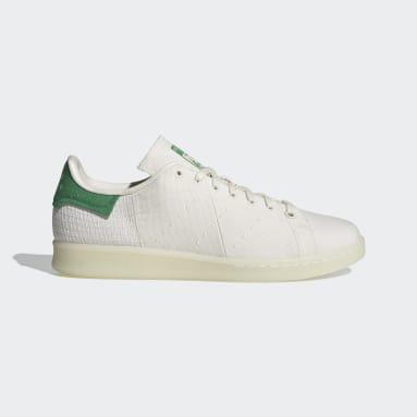 Men's Originals White Stan Smith Primeblue Shoes