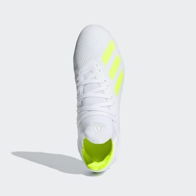 เด็ก ฟุตบอล สีขาว X 18.3 FG J