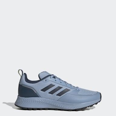 Women's Running Blue Runfalcon 2.0 TR Shoes