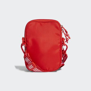 Originals Red Adicolor Classic Festival Bag