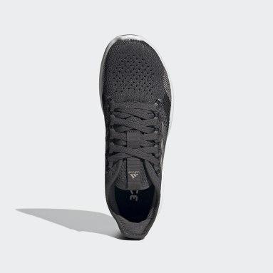 Dames Hardlopen Zwart Fluidflow 2.0 Schoenen