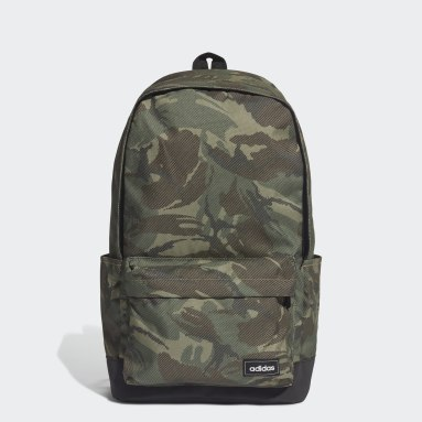 Lifestyle Multicolor Classic Primegreen Camo Backpack