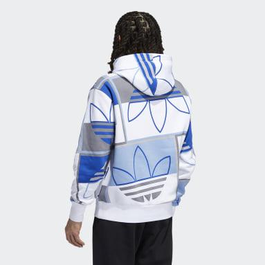 Men's Originals Blue Logo Play Hoodie