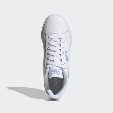 Tenis Roguera Blanco Mujer Diseño Deportivo
