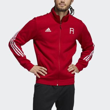 Men's Training Multi Scarlet Knights Fashion Track Jacket