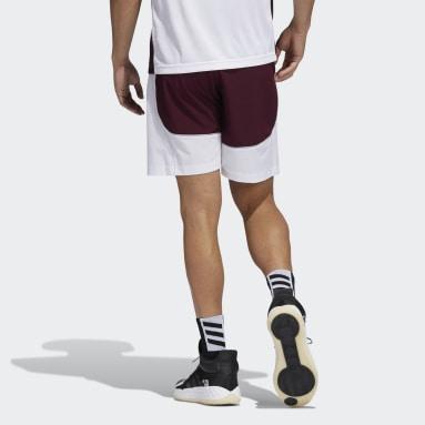 Men's Basketball Red Bulldogs NCAA Swingman Shorts