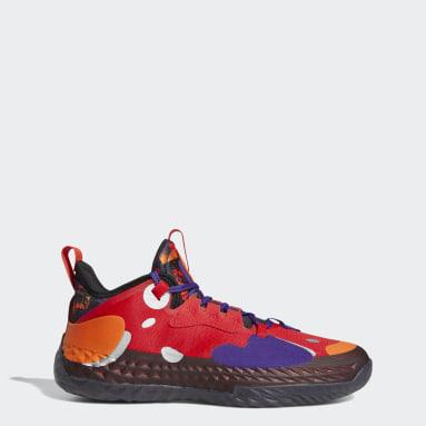 Sapatos Futurenatural Harden Vol. 5 Vermelho Basquetebol