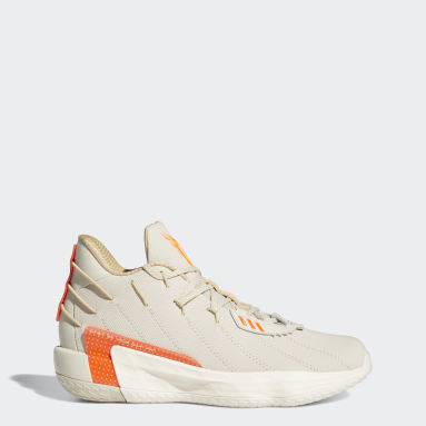 Basketball Beige Dame 7 Shoes