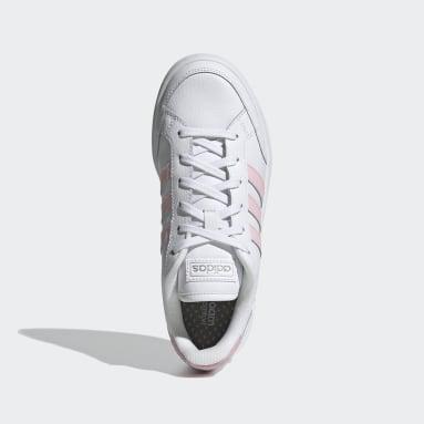 Chaussure Grand Court SE Blanc Femmes Tennis