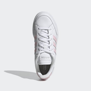 Zapatilla Grand Court SE Blanco Mujer Tenis