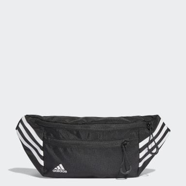 Lifestyle Black Future Icons Waist Bag
