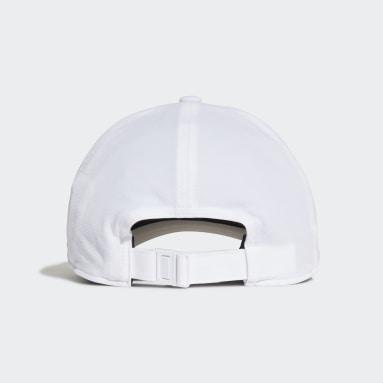 Field Hockey White AEROREADY Baseball Cap