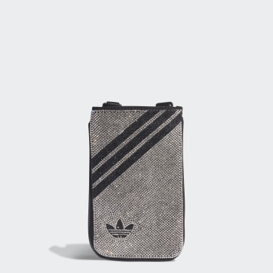 Frauen Originals Pouch Tasche Silber
