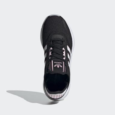 Women Originals Black Swift Run X Shoes
