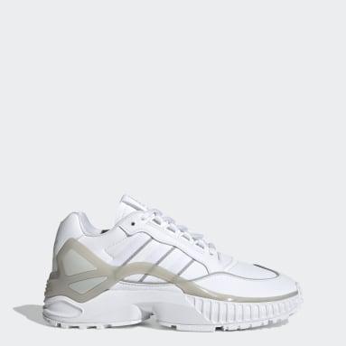Kvinder Originals Hvid ZX Wavian sko
