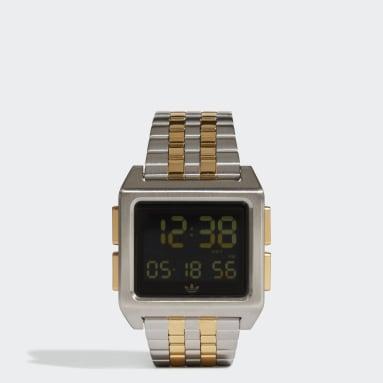 Reloj ARCHIVE_M1 Plateado Originals