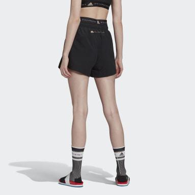 adidas by Stella McCartney Sportswear Woven Shorts Czerń