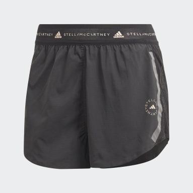 черный Шорты для фитнеса adidas by Stella McCartney TruePurpose