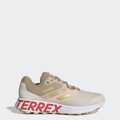 Scarpe da trail running Terrex Two Flow Bianco TERREX