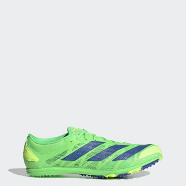 Track & Field Green Adizero XCS Shoes