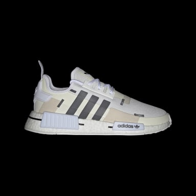 Erkek Originals Beyaz NMD_R1 Ayakkabı