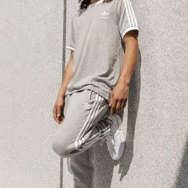 Pantalon3-Stripes gris Hommes Originals