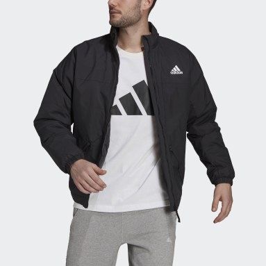 Men City Outdoor Black Back to Sport Light Insulated Jacket