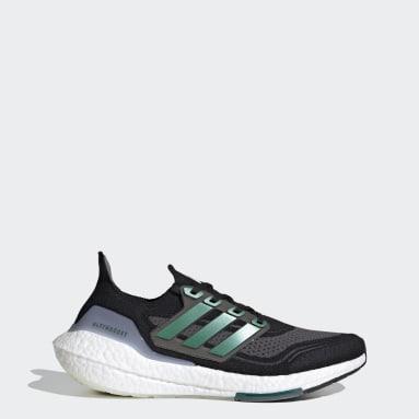 Running Black Ultraboost 21 Shoes