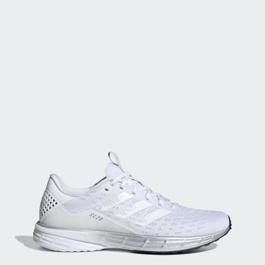Tenis para correr SL20 Blanco Mujer Running