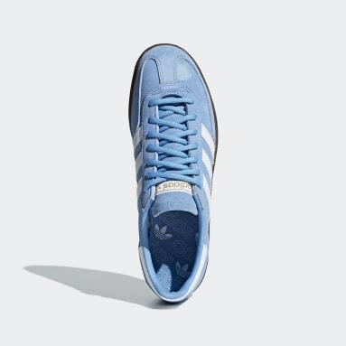 Originals Blauw Spezial Handbalschoenen