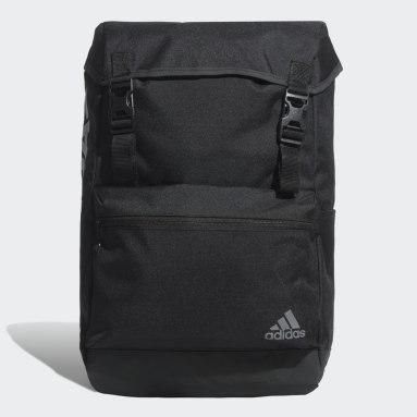 Training Black Flap Backpack