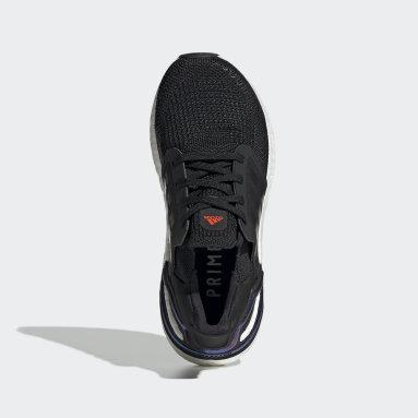 Kinderen Hardlopen Zwart Ultraboost 20 Schoenen