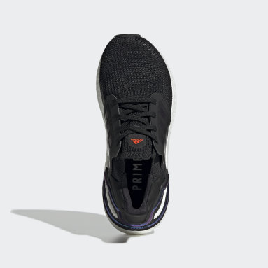 Zapatilla Ultraboost 20 Negro Niño Running