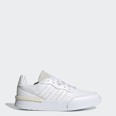 Women Sport Inspired White Clubcourt Shoes
