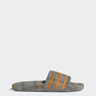 Originals oranžová Pantofle adilette