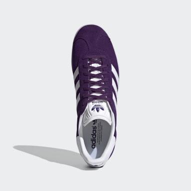 Men's Originals Purple Gazelle Shoes