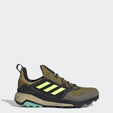 Men's TERREX Green Terrex Trailmaker GORE-TEX Hiking Shoes