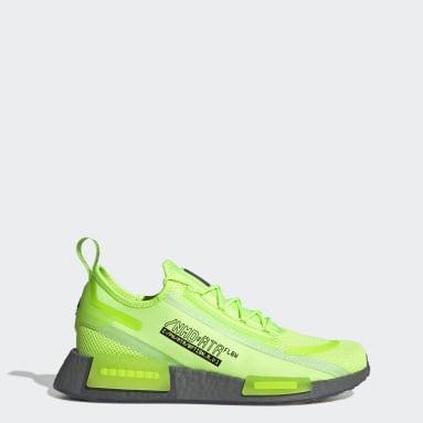 Chaussure NMD_R1 Spectoo Vert Originals