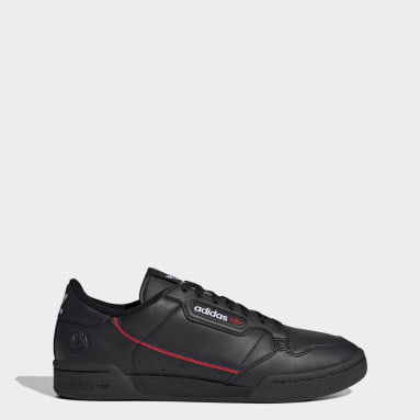 Originals Black Continental 80 Vegan Shoes