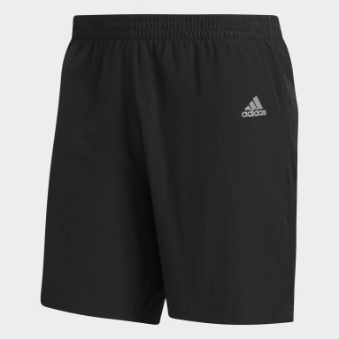 Men Running Black Own the Run Shorts
