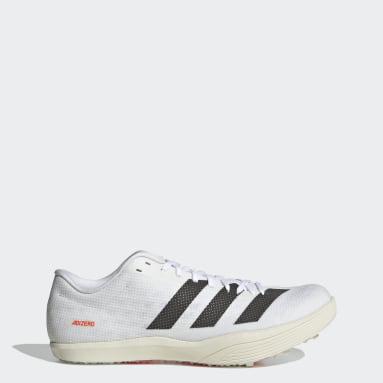 Track & Field White Adizero Long Jump Tokyo Shoes